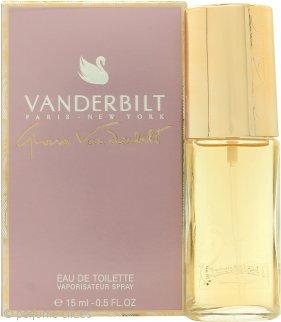 Gloria Vanderbilt Vanderbilt Eau de Toilette 15ml Vaporizador