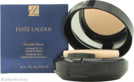 Estée Lauder Double Wear Makeup To Go Base Líquida 12ml - 2C3 Fresco
