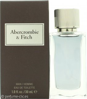 Abercrombie & Fitch First Instinct Eau de Toilette 30ml Vaporizador
