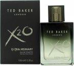 Ted Baker X20 Exatrordinary For Men Eau de Toilette 100ml Vaporizador
