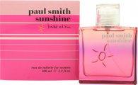 Paul Smith Sunshine Edition 2014 Eau de Toilette 100ml Vaporizador