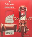 Old Spice Old Spice Set de Regalo 100ml Aftershave + 150ml Vaporizador Cuerpo