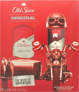 Old Spice Old Spice Set de Regalo 100ml Aftershave + 150ml Vaporizador Cuerpo