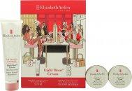 Elizabeth Arden Eight Hour Cream Set de Regalo 50ml Protector Piel + 2x 14ml Protector Labial