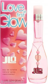 Jennifer Lopez Love At First Glow Eau de Toilette 30ml Vaporizador