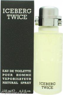 Iceberg Twice Pour Homme Eau de Toilette 125ml Vaporizador