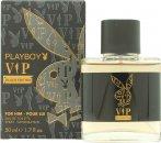 Playboy VIP Black Edition Eau de Toilette 50ml Vaporizador