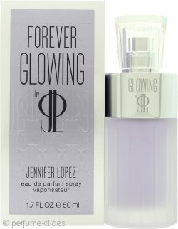 Jennifer Lopez Forever Glowing Eau de Parfum 50ml Vaporizador