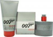 James Bond 007 Quantum Set de Regalo 50ml EDT + 150ml Gel de Ducha
