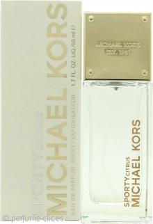 Michael Kors Sporty Citrus Eau de Parfum 50ml Vaporizador