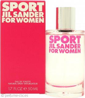 Jil Sander Sport Eau de Toilette 50ml Vaporizador