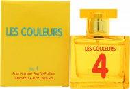 Laurelle Les Couleurs 4 Homme Eau de Parfum 100ml Vaporizador