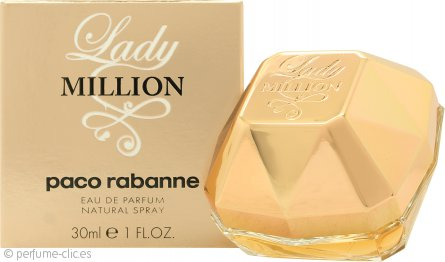 Paco Rabanne Lady Million Eau de Parfum 30ml Vaporizador