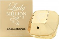 Paco Rabanne Lady Million Eau de Toilette 80ml Vaporizador