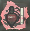 Paco Rabanne Black XS for Her Set de Regalo 50ml EDT + 10ml Vaporizador de Viaje
