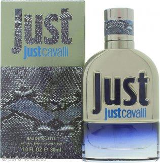 Roberto Cavalli Just Cavalli Man Eau de Toilette 30ml Vaporizador