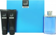 Dunhill Desire Blue Set de Regalo 100ml EDT + 90ml Gel de Ducha + 90ml Bálsamo After Shave