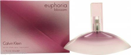 Calvin Klein Euphoria Blossom Eau De Toilette 50ml Vaporizador