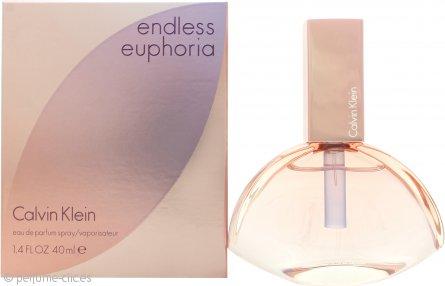 Calvin Klein Endless Euphoria Eau de Parfum 40ml Vaporizador