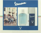 Vespa For Him Set de Regalo 50ml EDT Vaporizador + 150ml Vaporizador Corporal
