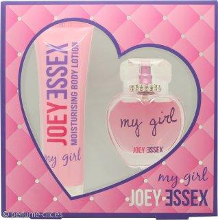 Joey Essex My Girl Set de Regalo 50ml EDT + 100ml Loción Corporal