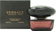 Versace Crystal Noir Eau de Toilette 50ml Vaporizador