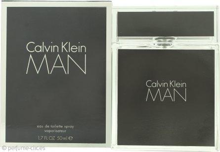 Calvin Klein CK Man Eau de Toilette 50ml Vaporizador