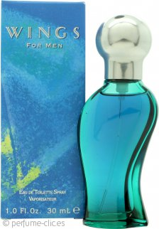 Giorgio Beverly Hills Wings for Men Eau De Toilette 30ml Vaporizador