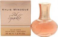 Kylie Minogue Pink Sparkle Eau de Toilette 30ml Vaporizador