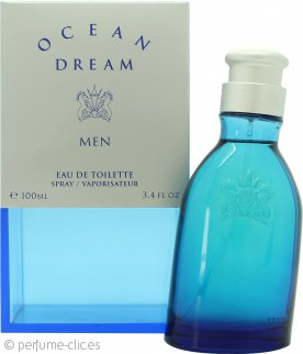 Giorgio Beverly Hills Ocean Dream Men Eau de Toilette 100ml Vaporizador