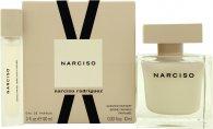 Narciso Rodriguez Narciso Set de Regalo 30ml EDP Vaporizador + 50ml Loción Corporal