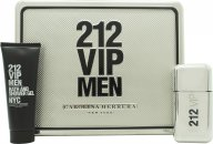 Carolina Herrera 212 VIP Men Set de Regalo 50ml EDT + 75ml Gel de Ducha