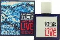 Lacost Live Eau de Toilette 100ml Vaporizador - Raymond Pettibon Collectors Edition