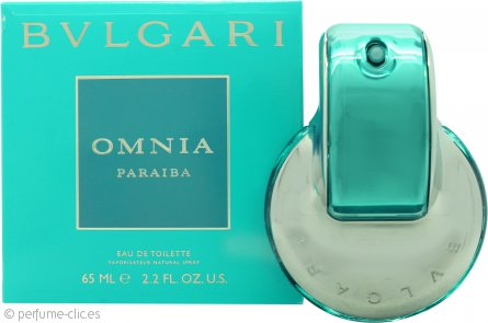 Bvlgari Omnia Paraiba Eau de Toilette 65ml Vaporizador