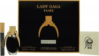 Lady Gaga Fame Set de Regalo 50ml EDP + 10ml Bola Perfumante + Tattoo