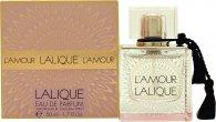 Lalique L'Amour Eau De Parfum 50ml Vaporizador