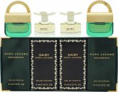 Marc Jacobs Mini Perfumes Set de Regalo 2 x 4ml Decadence EDP + 2 x 4ml Daisy EDT Vaporizador