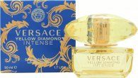 Versace Yellow Diamond Intense Eau de Parfum 50ml Vaporizador