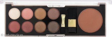 Sunkissed Paleta Ojos y Set Bronceadores – Glamour Diario 11 Piezas