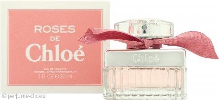 Chloé Roses De Chloe Eau de Toilette 30ml Vaporizador