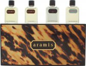 Aramis Miniature Set de Regalo 7ml Aramis EDT + 7ml Aramis Aftershave + 7ml Black EDT + 7ml Voyager EDT