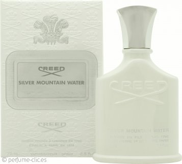 Creed Silver Mountain Water Eau De Toilette 75ml Vaporizador
