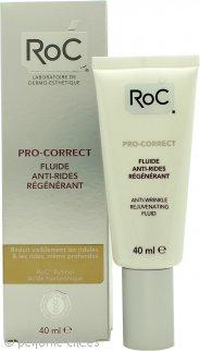 Roc Pro-Correct Fluid Anti-Arrugas Rejuvenecedor 40ml