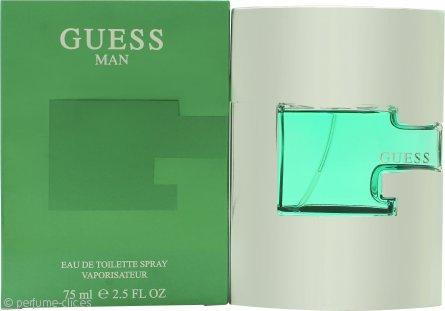 Guess Guess Man Eau de Toilette 75ml Vaporizador