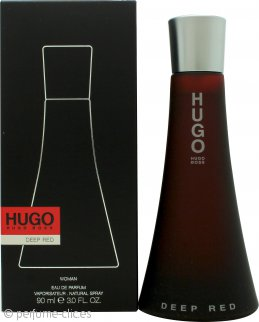 Hugo Boss Deep Red Eau de Parfum 90ml Vaporizador