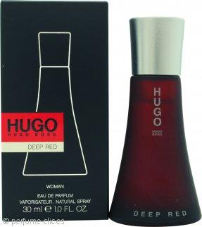 Hugo Boss Deep Red Eau de Parfum 30ml Vaporizador