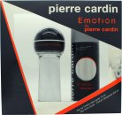 Pierre Cardin Emotion Set de Regalo 75ml EDT + 200ml Desodorante en Vaporizador