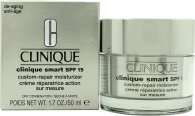 Clinique Smart Custom Repair SPF15 50ml - Pieles Secas/Mixtas