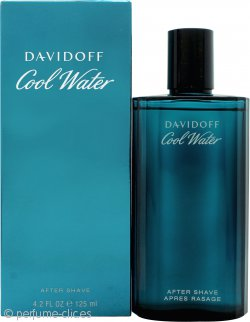 Davidoff Cool Water Aftershave 125ml Splash