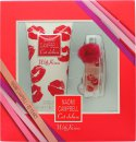 Naomi Campbell Cat Deluxe with Kisses Set de Regalo 15ml EDT + 200ml Gel Ducha & Baño